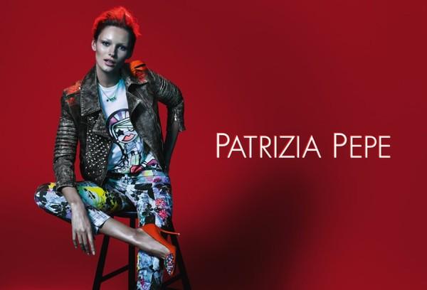 Wiosenna kampania marki Patrizia Pepe