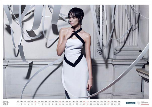 Patrycja Gardygajlo w kalendarzu polskiej ambasady (FOTO)