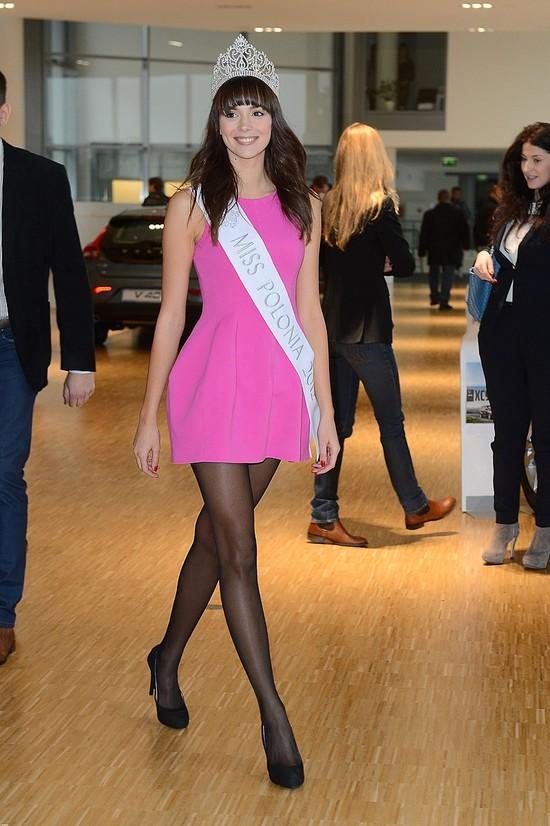 Paulina Krupińska odebrała nagrodę dla Miss Polonii (FOTO)