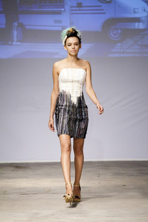 Paulina Plizga na na FashionPhilosophy fashion Week Poland