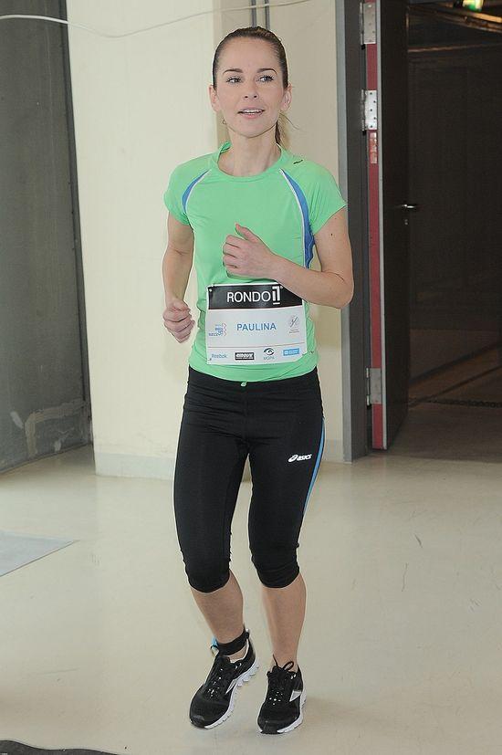 Paulina Sykut pochwaliła się sportową sylwetką (FOTO)