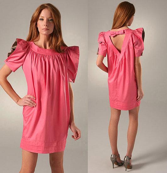 Nietypowa sukienka
