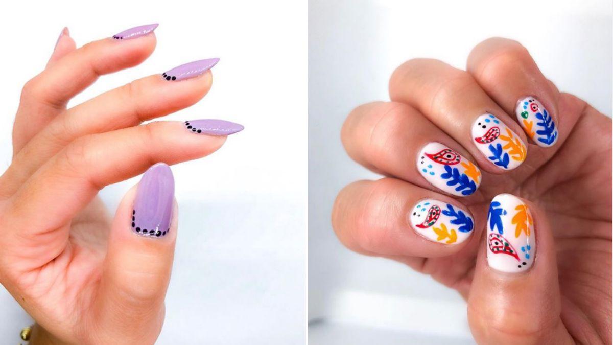 Urocze pomysły na paznokcie wielkanocne. Zainspiruj się na święta!