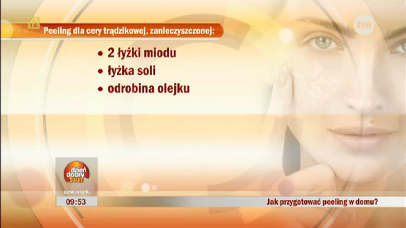 Domowe peelingi do twarzy i ciała (VIDEO)