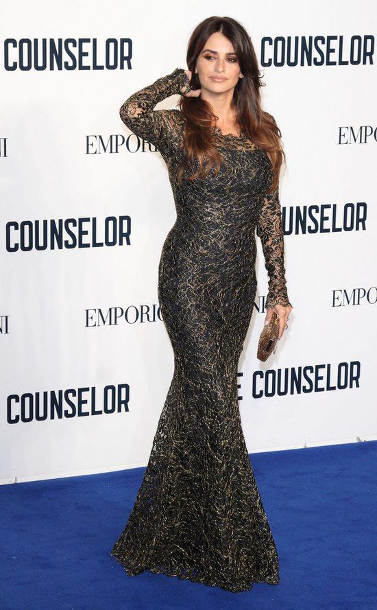 Penelope Cruz po drugiej ciąży prezentuje się fantastycznie