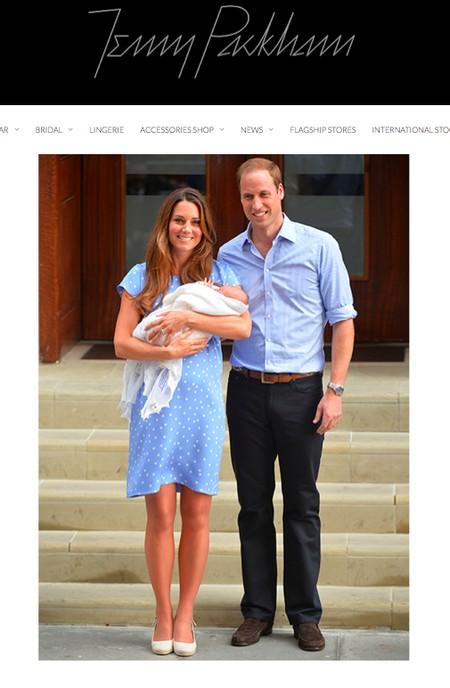 Efekt małego księcia - synek księżnej Kate kreuje modę