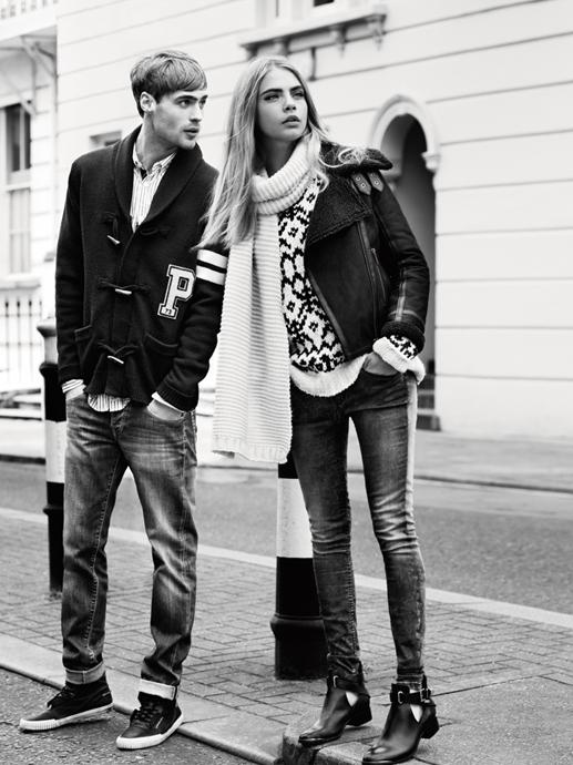 Pepe Jeans jesień 2013