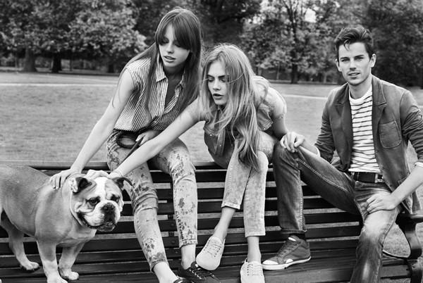Kampania Pepe Jeans wiosna-lato 2013