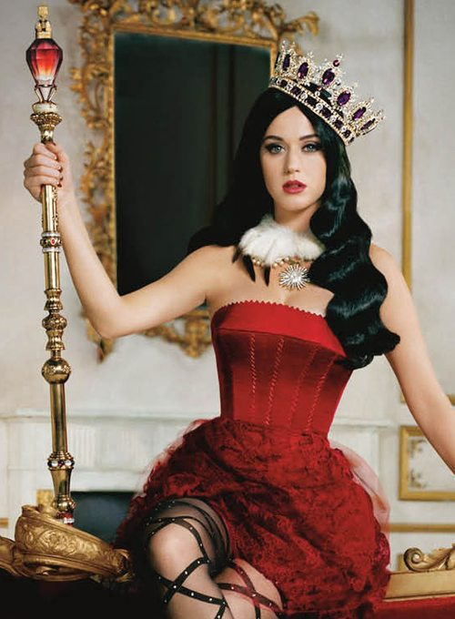 Killer Queen: nowy zapach od Katy Perry