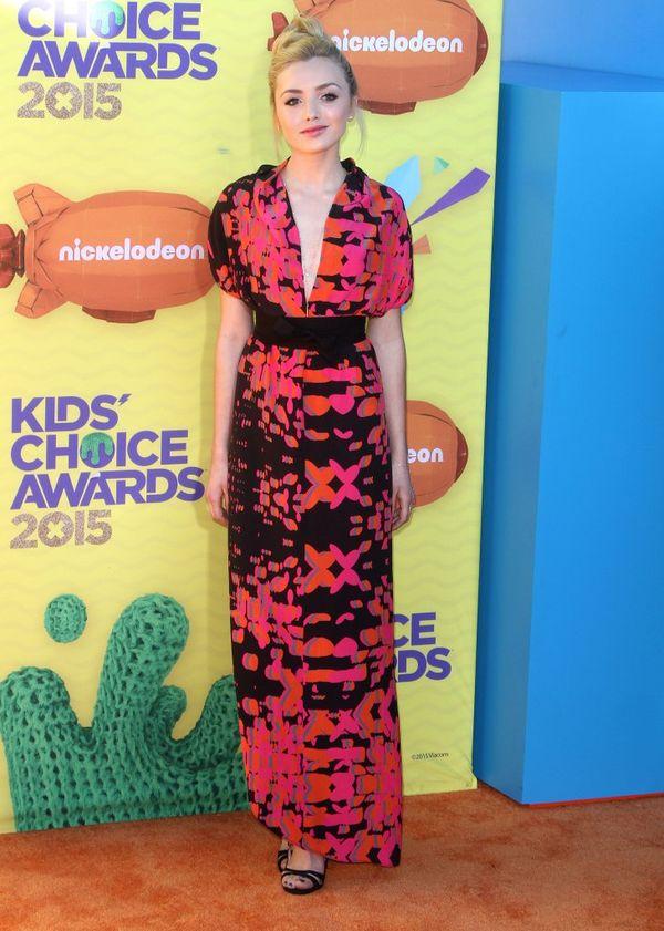 Gwiazdy na Nickelodeon's 28th Annual Kids' Choice Awards
