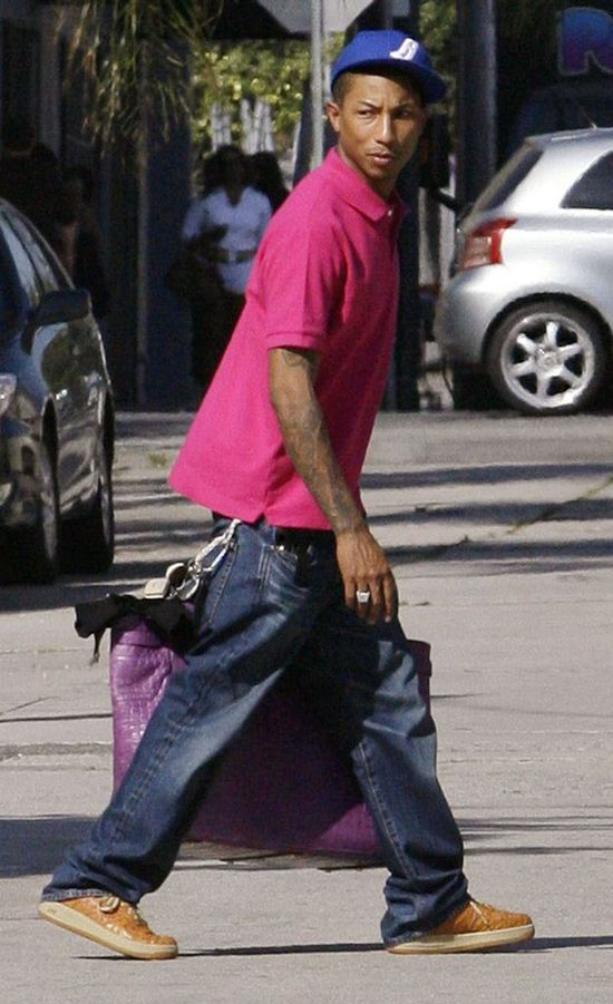 Pharrell Williams ikoną stylu? To nie żart, a fakt