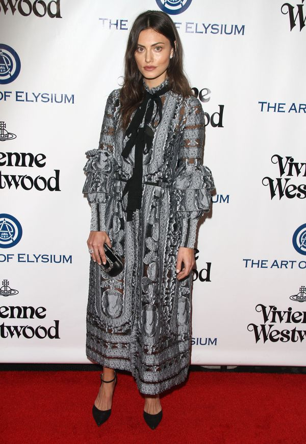 Tłum gwiazd na The Art Of Elysium's Ninth Annual Heaven Gala