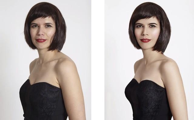 Kobiety zmienione w modelki z okładek (VIDEO)
