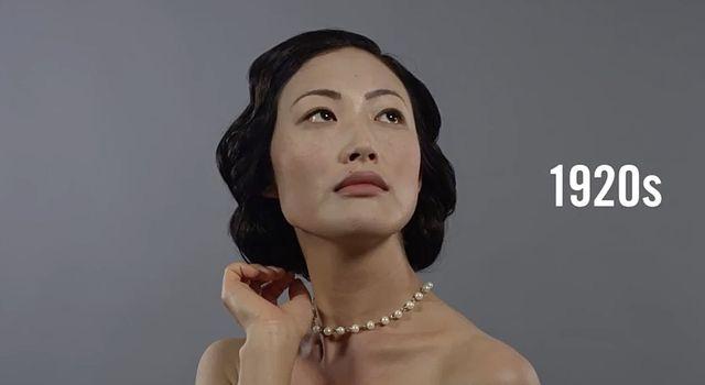 100 lat kobiecego piękna w minutę - Korea Płn. i Korea Poł.