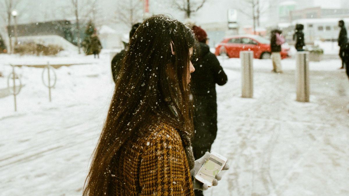 pielęgnacja w zimie