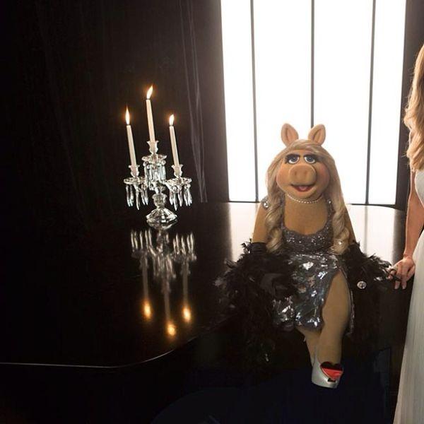 Świnka Piggy ubiera się u Vivienne Westwood! (FOTO)