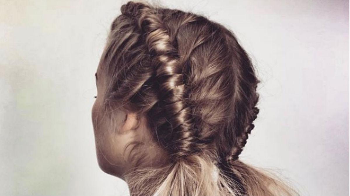 Pipe-braids to najładniejsza fryzura tego lata?