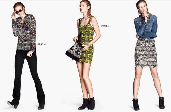 Asia Piwka w lookbooku H&M! (FOTO)