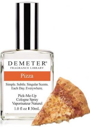 Kto się skusi na perfumy o zapachu pizzy?