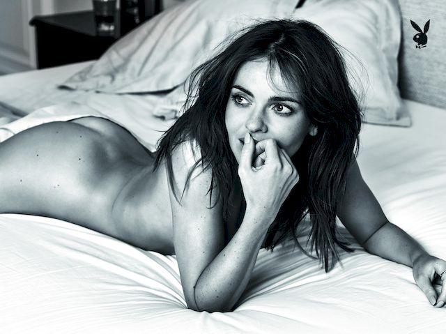 Edyta Herbuś nago dla Playboya - ile pokazała? (FOTO)