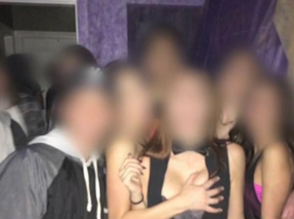 Ojciec urządził 18-letniej córce imprezę w stylu Playboya!
