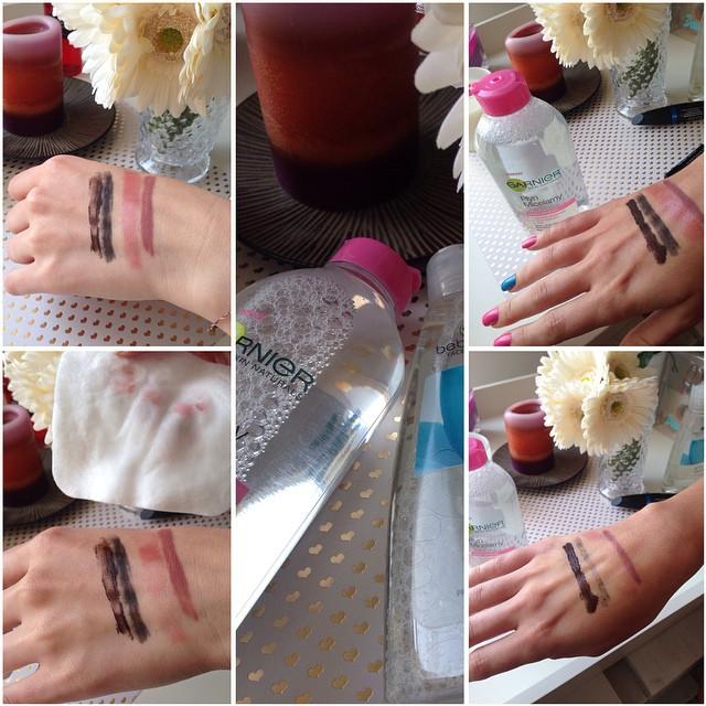 BeBeauty vs. Garnier - Testujemy płyny micelarne! (FOTO)
