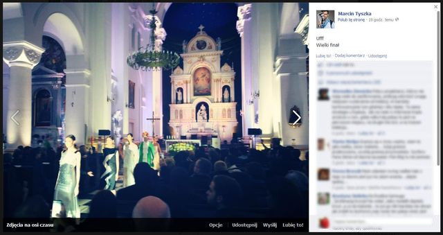 Zień w kościele (FOTO)
