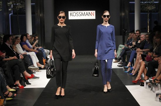Pokaz kolekcji Kossmann jesień-zima 2013