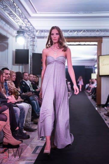 Pokaz Natalii Jaroszewskiej na Fashion Week Serbia (FOTO)