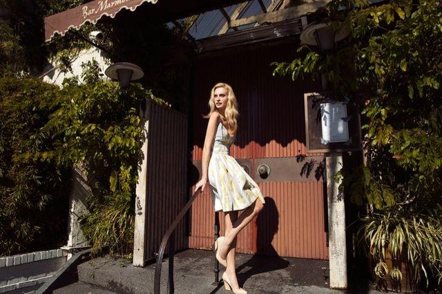 Poppy Delvingne pozuje w  dużej kampanii dla Stylebop (FOTO)