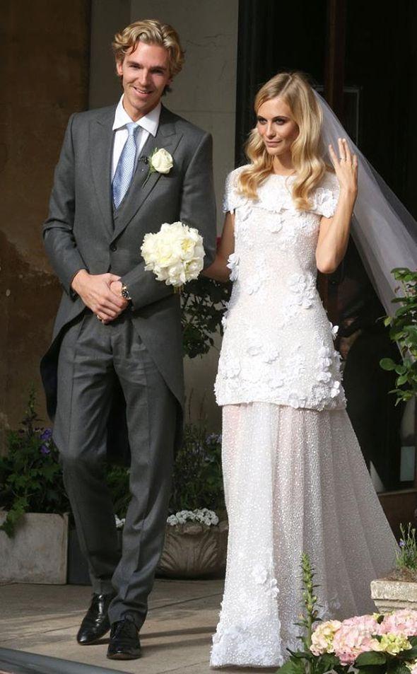 Poppy Delevigne do ślubu poszła w Chanel Cuture