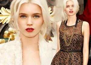 Abbey Lee dla Portmans (FOTO)