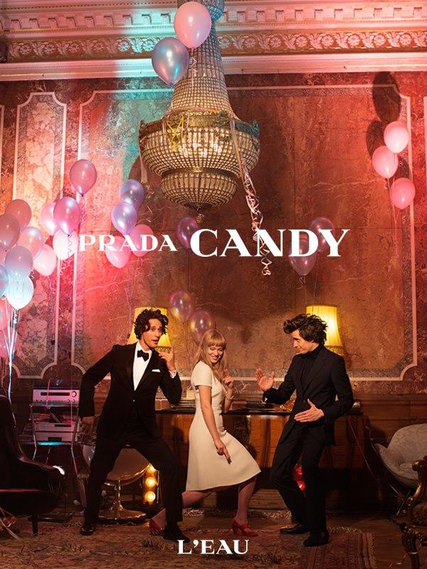 Zobaczcie koniecznie! Urocza reklama perfum Prada Candy