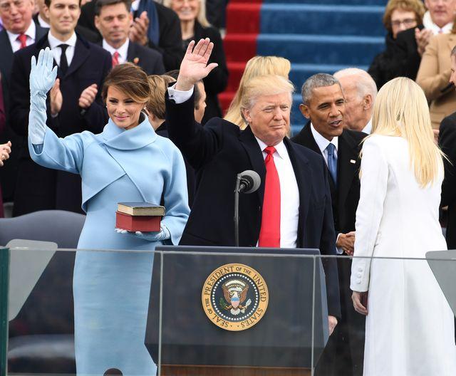 Melania Trump vs Michelle Obama - która wyglądała lepiej? (FOTO)