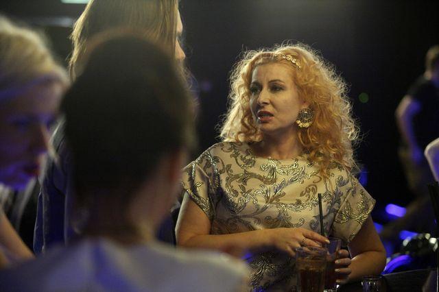 Sara Boruc, goraca bielizna, wielkie emocje w Project Runway