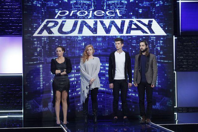 Półfinałowy odcinek Project Runway 2 - Oto finałowa trójka!