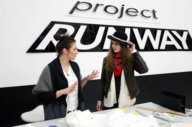 Prawdziwa wojna w szóstym odcinku Project Runway (FOTO)