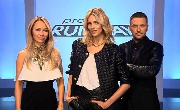 Project Runway łączy się z Top Model?! Za sprawą modelek...