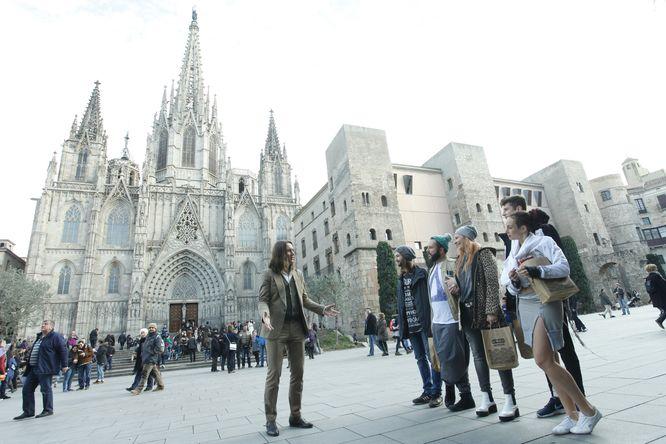 Barcelona, wyzwanie i japońskie inspiracje w Project Runway