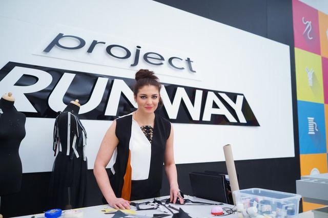 Kreacje na czerwony dywan w piątym odcinku Project Runway