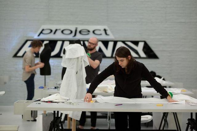 Project Runway - pierwsza rywalizacja o klienta! (FOTO)