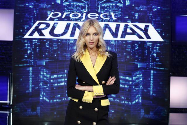 Anja Rubik nie jest zachwycona poziomem w Project Runway