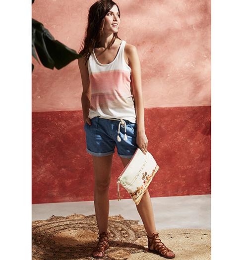 Nowy lookbook Promod - Modne stylizacje na lato 2016