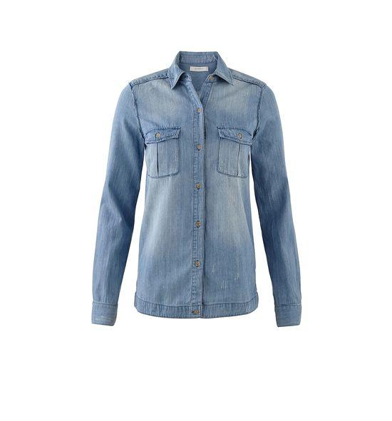 Promod Jeans Forever - Jeansowe stylizacje w kilku wydaniach na wiosnę 2017