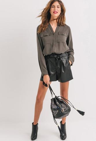 Promod Trend Miejske Khaki -
