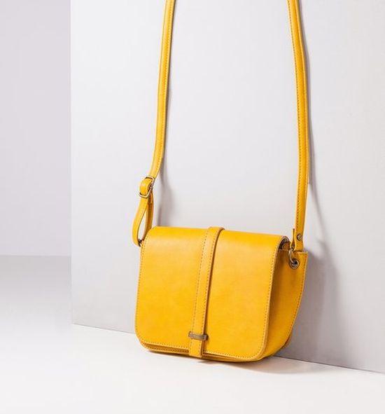 Promod Stylowy look & torebka - 4 modne zestawy z torebkami na jesień 2016