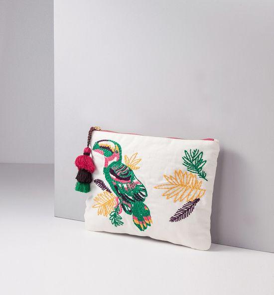 Promod Tropikalny styl - Mocne kolory, wozry w kolekcji na lato 2016
