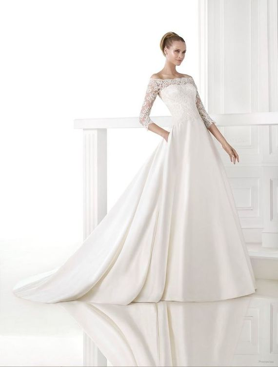 Przepiękne suknie ślubne Atelier Pronovias 2015 (FOTO)