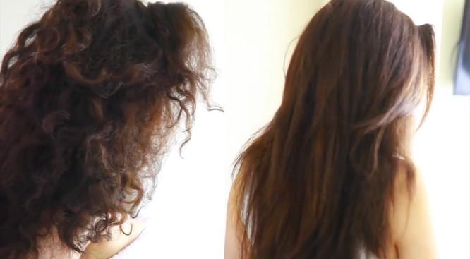 Jak wyprostować włosy bez użycia ciepła i prostownicy?