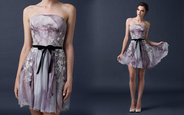 Paolo Sebastian - 2015 AW Couture - kreacje do zachwycania!